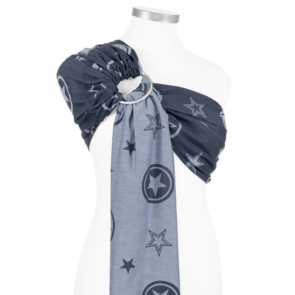Fidella® Sling - Outer Space - bleu