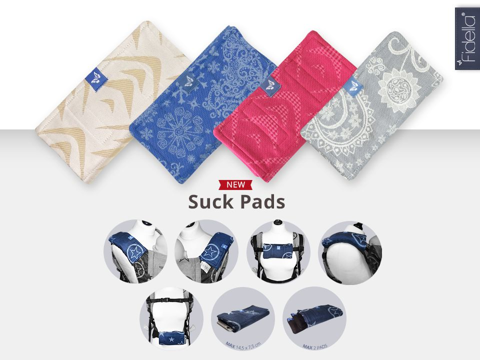 NEW: Fidella Suck pads
