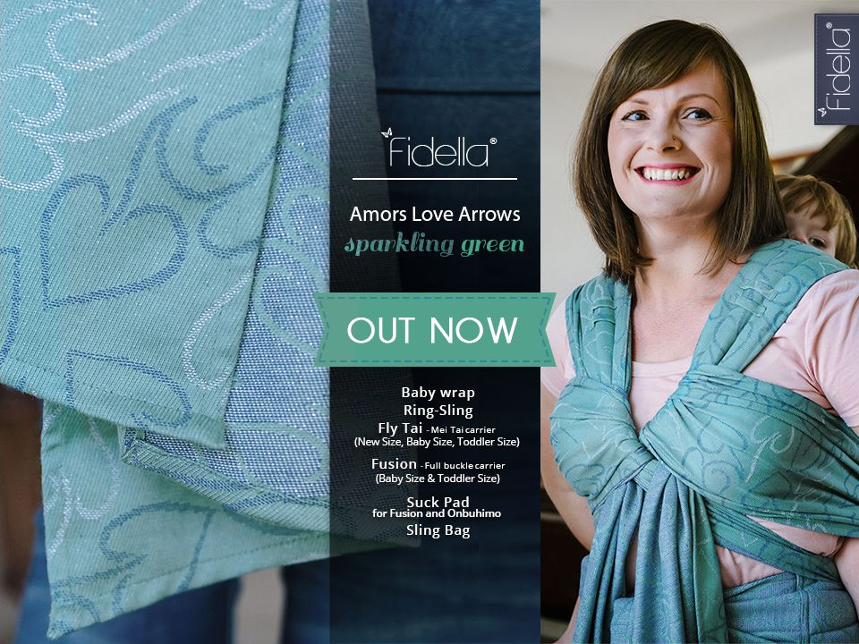NEW: Fidella Design - Fidella Amors Love Arrows -sparkling green- Release December 7th, 2016