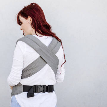 Fidella® FlowClick<br>Half-Buckle - the Basic Baby Carrier