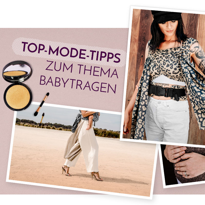 Top Fashion Tips Collage