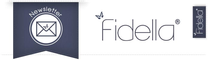 fidella newsletter header